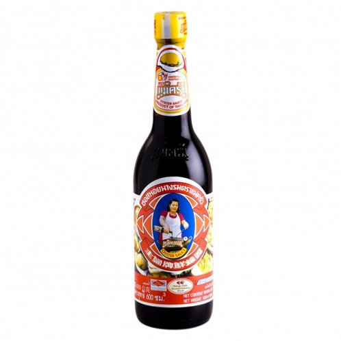 SS006  Mae Kua Oyster Sauce - ซอสหอยนางรมตราแม่ครัว(蚝油)