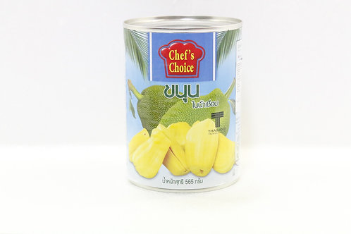 CN0016 Jack Fruit In Syrup - ขนุนกระป๋อง (罐头菠萝蜜)