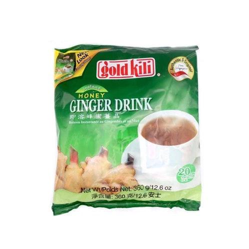 DR031 Honey Ginger Tea - ชาสูตรน้ำผึ้งและขิง (蜂蜜姜草药茶包)