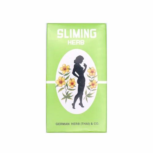 DR015 SlimmingHerbal Tea - ชาเขียวสูตรควบคุมน้ำหนัก(减肥绿茶包)