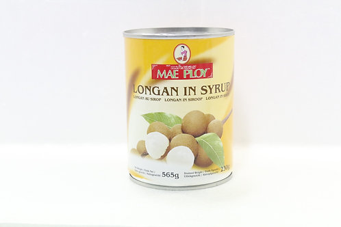 CN0010 Longan In Syrup - ลำไยกระป๋อง (罐头龙眼)