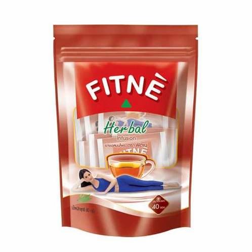DR014 Fitne Herbal Infusion Tea - ฟิตเน ชาชงสมุนไพร (草药茶包)