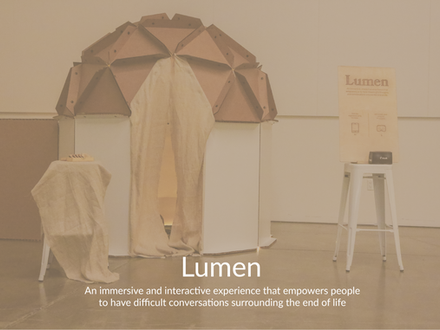 Experimental Design Research | Experience Design | Social Impact