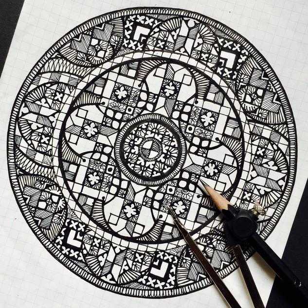 Follow the grid