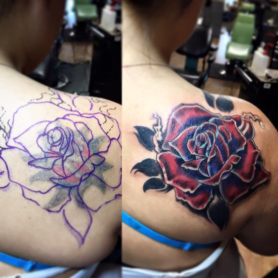 Crimson Heart Designs Tattoo Studio