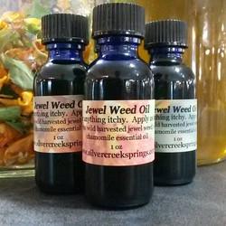 Jewel Weed Oil