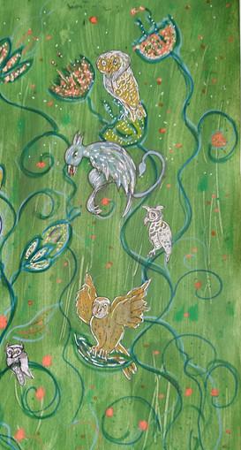 Les Oiseaux et le Griffon