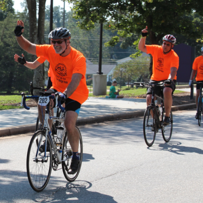 Team Rowland Biking Road Series
