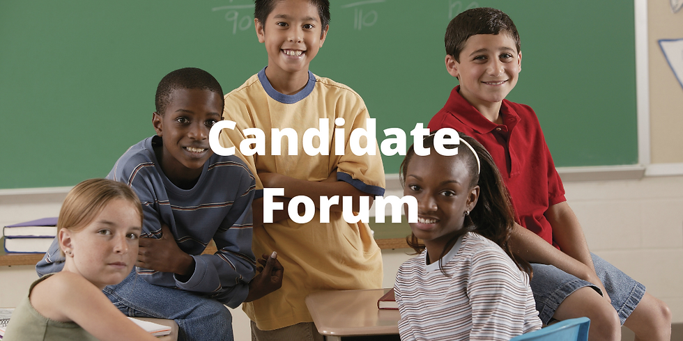 PTA Presidents' Council Candidate Forum