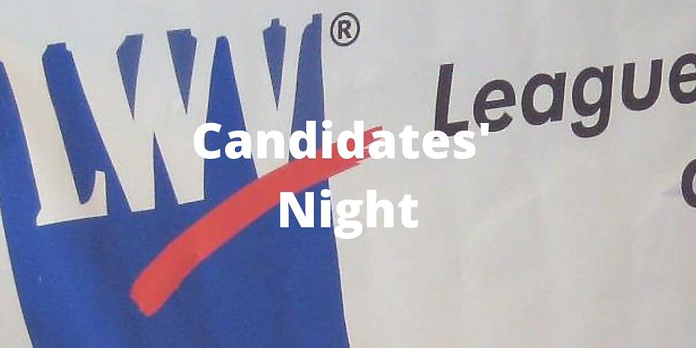 Lexington League of Women Voters Candidates' Night