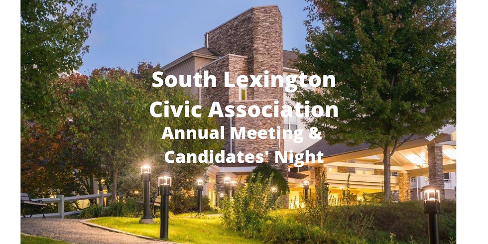 SLCA Annual Meeting & Candidates' Night