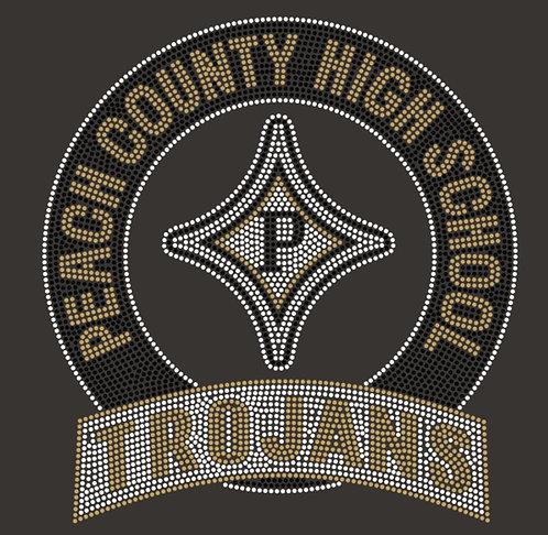 Peach County High Bling