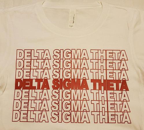 Delta Sigma Theta  Tee