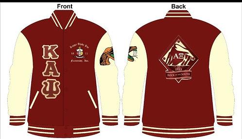 Rock of the South Varsity Jacket