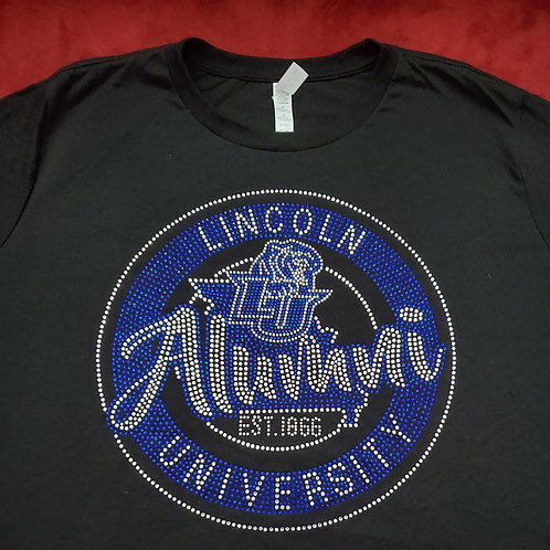 LINCOLN UNIV. BLING DESIGNS