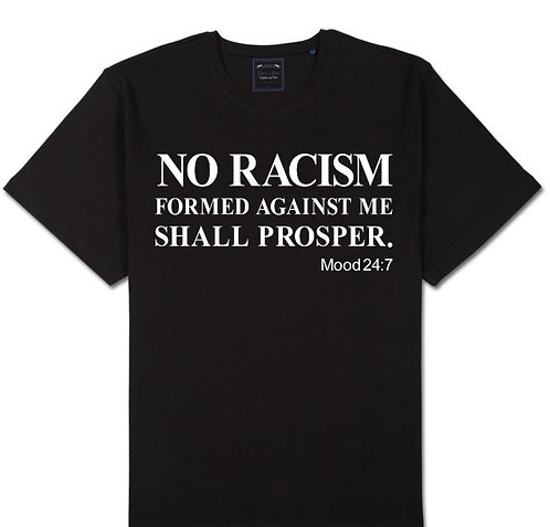 NO RACISM FORMED