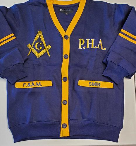 Masonic (P.H.A.) Sweater