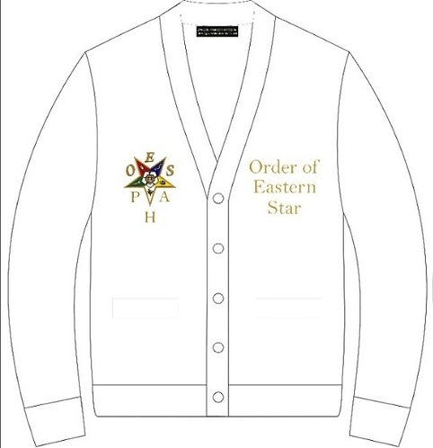OES White Sweater