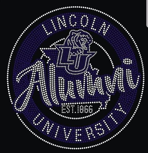 LINCOLN UNIVERSITY MO ALUMNI BLING