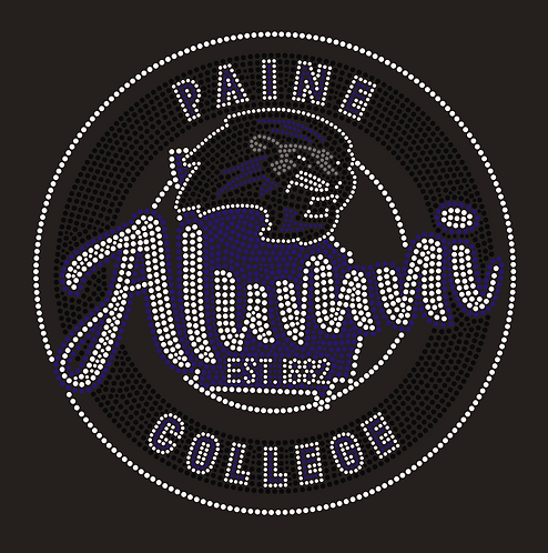 PAINE COLLEGE BLING DESIGNS