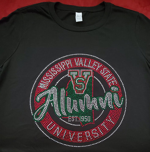 Mississippi Valley State BLING DESIGNS