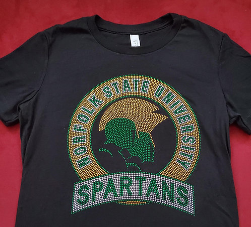 NORFOLK STATE BLING DESIGNS