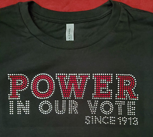 POWER To Vote Bling DST