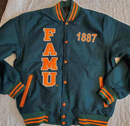 FAMU Wool Jacket