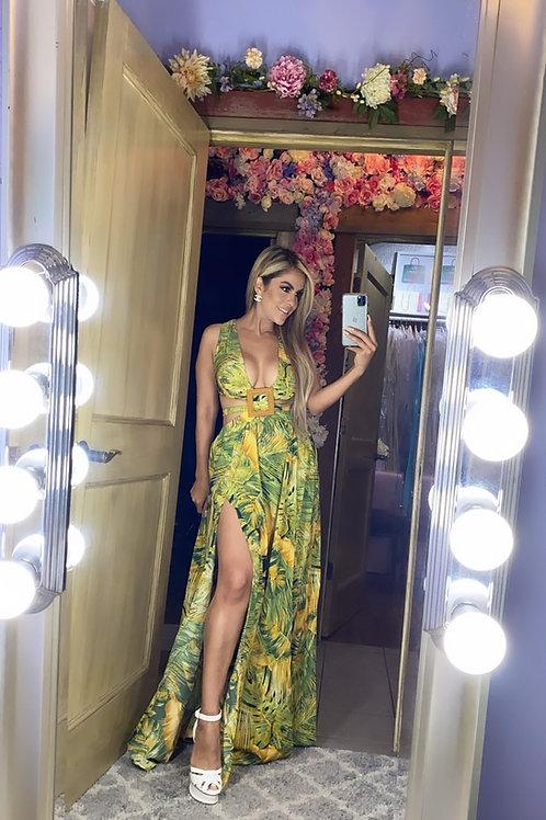 Tropical Versace Dress