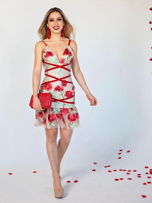 Blooming garden dress