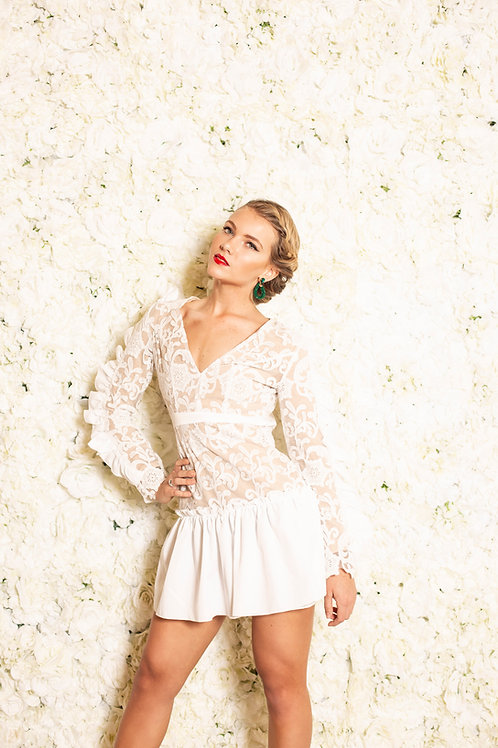 The Taylor Lace Dress