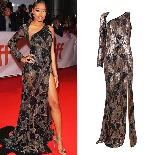 Celebrity Style Gown