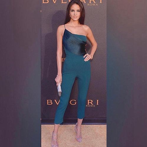 Celebrity Style Jumpsuit