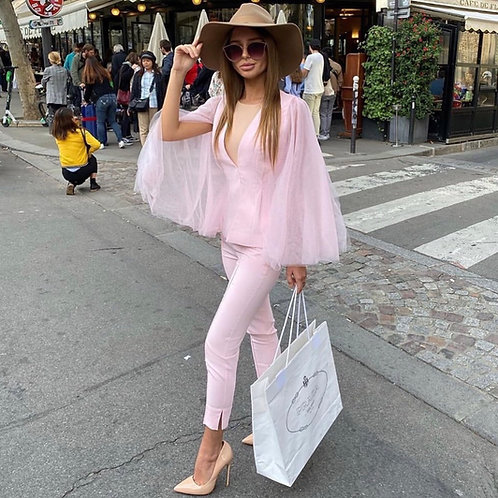 Boss Babe in Pink & Tulle