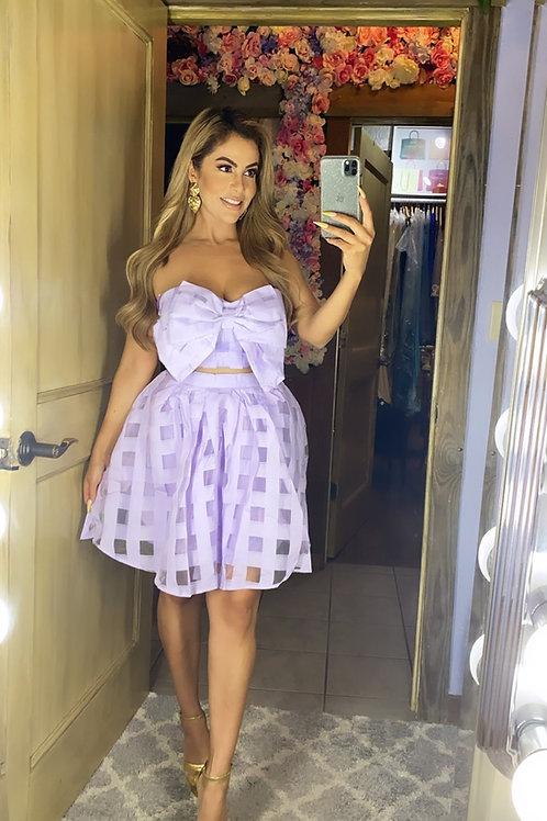 Ariana lilac 2pc