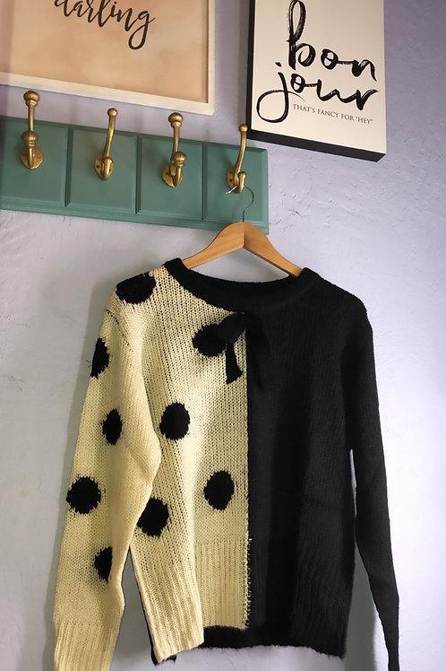 A la Parisina sweater