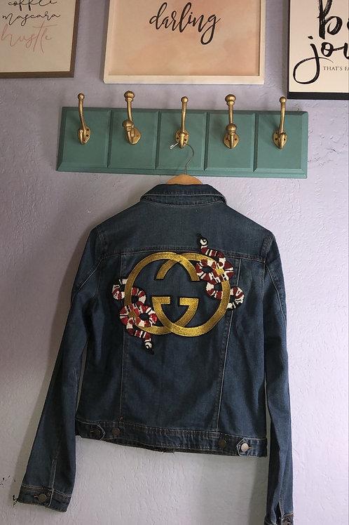 GG Jean Jacket