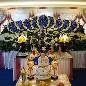 Nirvana Funeral Service Buddhist