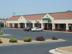 Santa Fe Trail Shopping Center