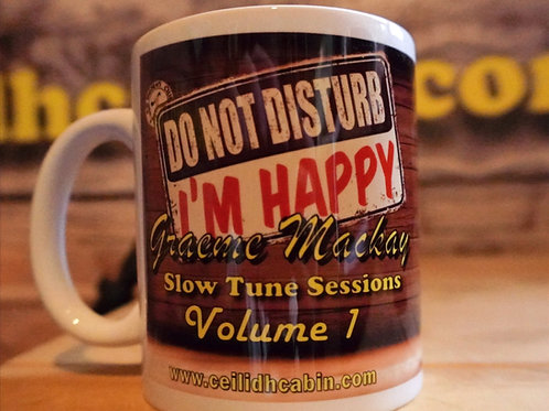 Souvineer Mug Slow Tune Sessions Volume 1