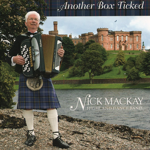 Nick Mackay - Another Box Ticked