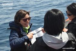 Margarida - Marine Biologist
