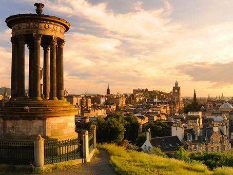 Scotland, here we come...