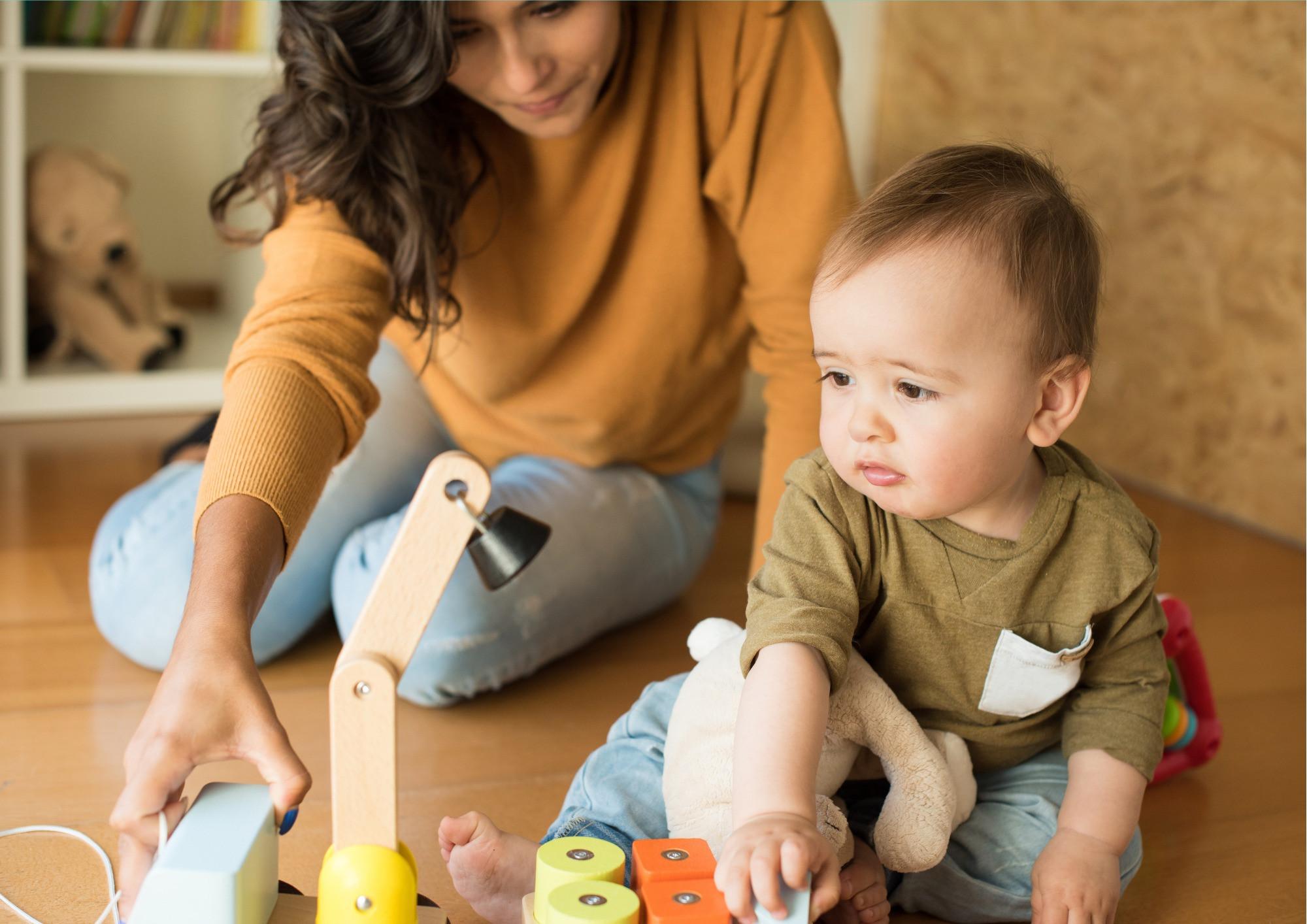 Quelles activités faire avec bébé/enfant