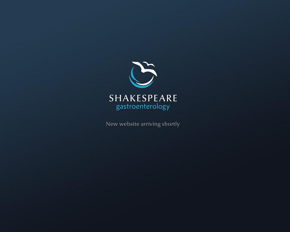 Shakespeare Gastroenterology - New website arriving shortly