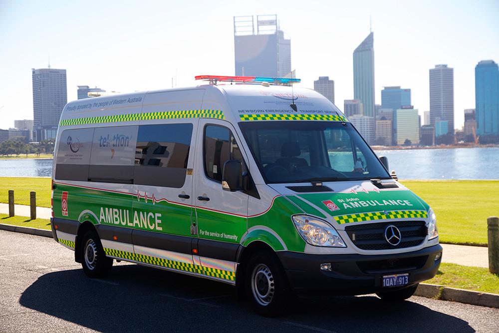 perth ambulance