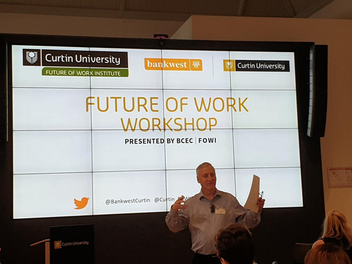 BCEC and FOWI host Future of Work Workshop