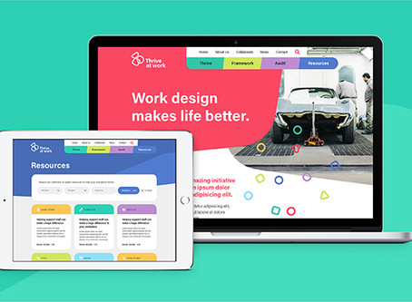 Thrive at Work has launched!