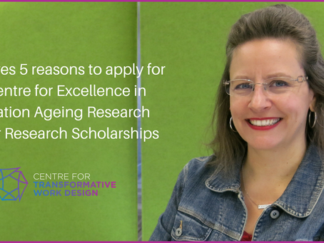 Applications for CEPAR Summer Research Scholarships are open