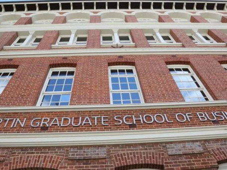 New beginnings at Curtin University